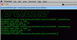 Program Python